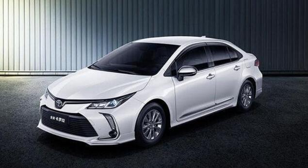 5月一汽丰田销量7.2万辆,车型表现全面开花