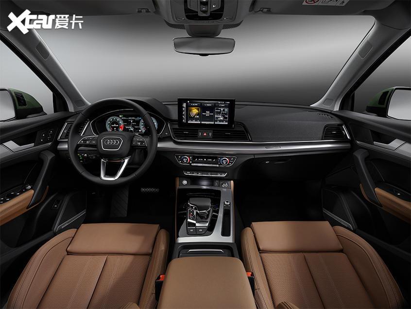 新款奥迪Q5L配2.0T+12V动力系统   明年5月上市