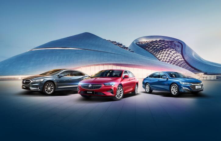 上汽通用2020全年销量发布,英朗连月猛增,GL8屡创记录
