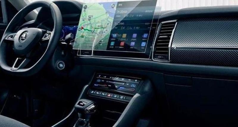 2021款柯迪亚克GT售19.19万起 增9.2英寸显示屏