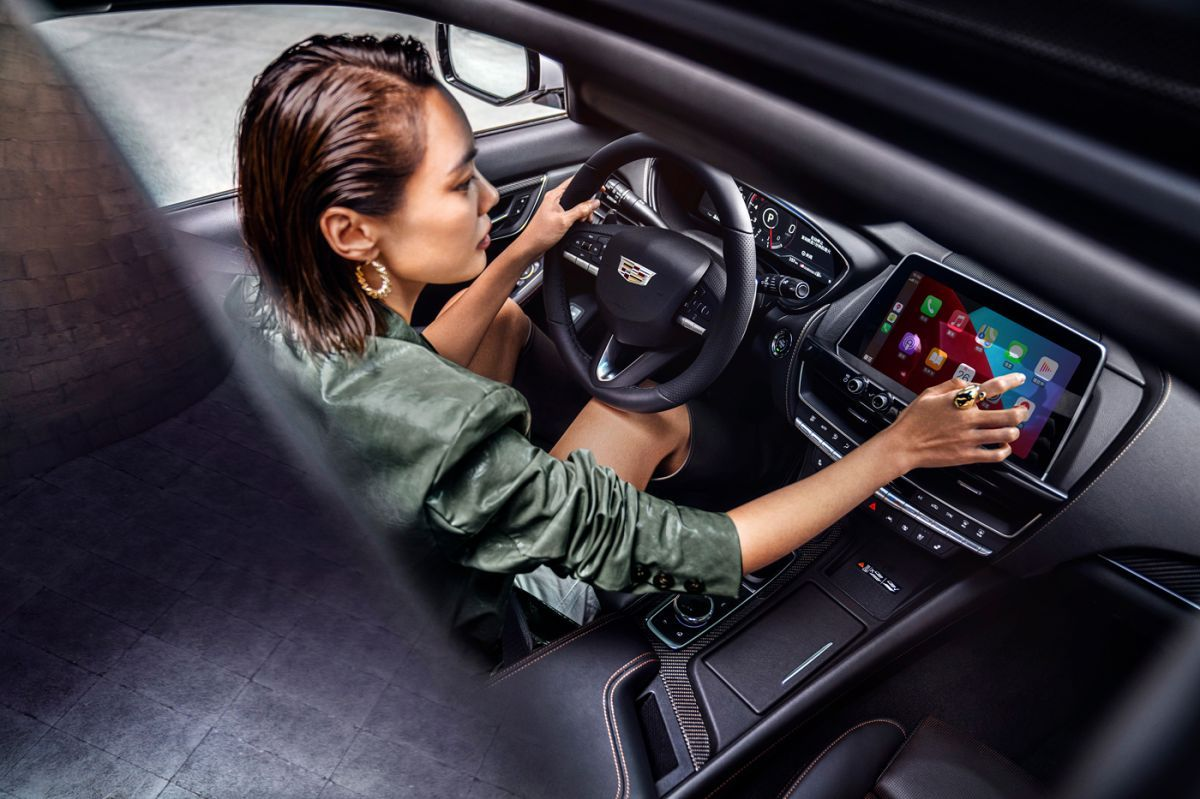 凯迪拉克CT5新增尊贵车型 售价32.27万元
