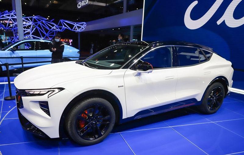 长安福特车展阵容发布 EVOS首秀/锐界PHEV上市