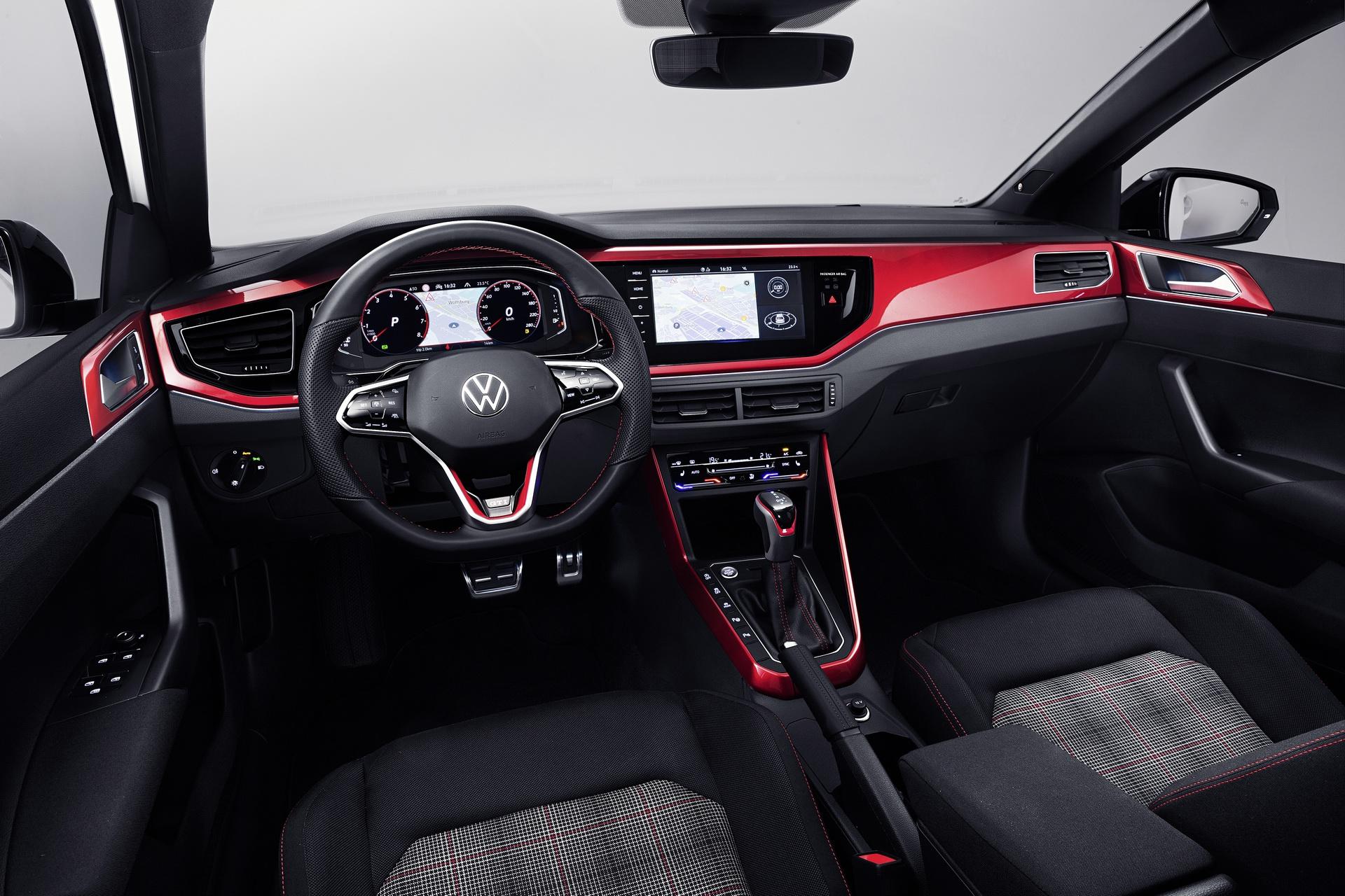 大众新款Polo GTI官图曝光 对标嘉年华ST/搭2.0T