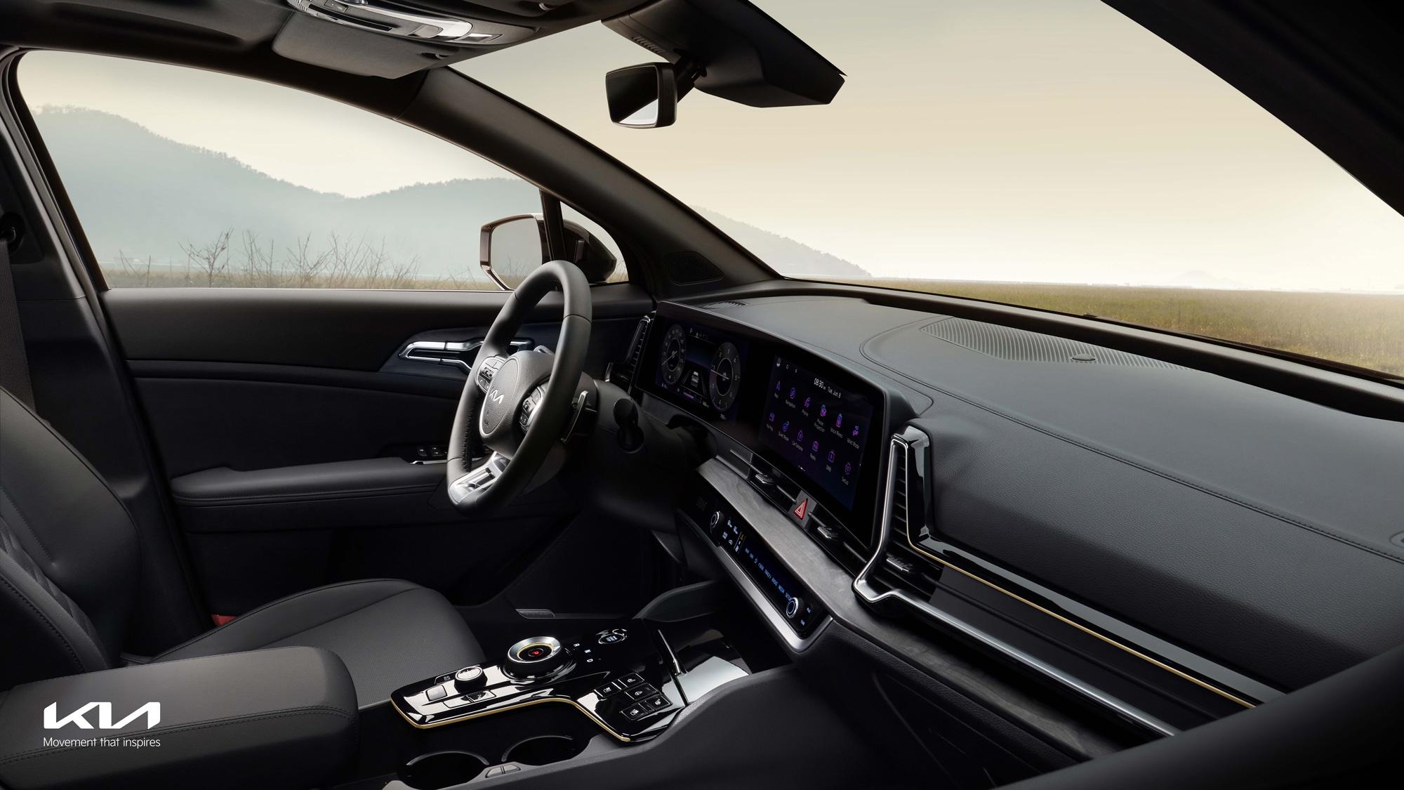 全新一代起亚Sportage正式亮相 新平台/全新设计