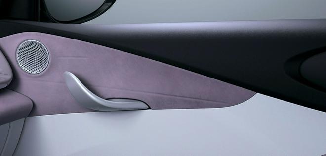 比亚迪海豚内饰细节曝光 采用easy-going设计语言