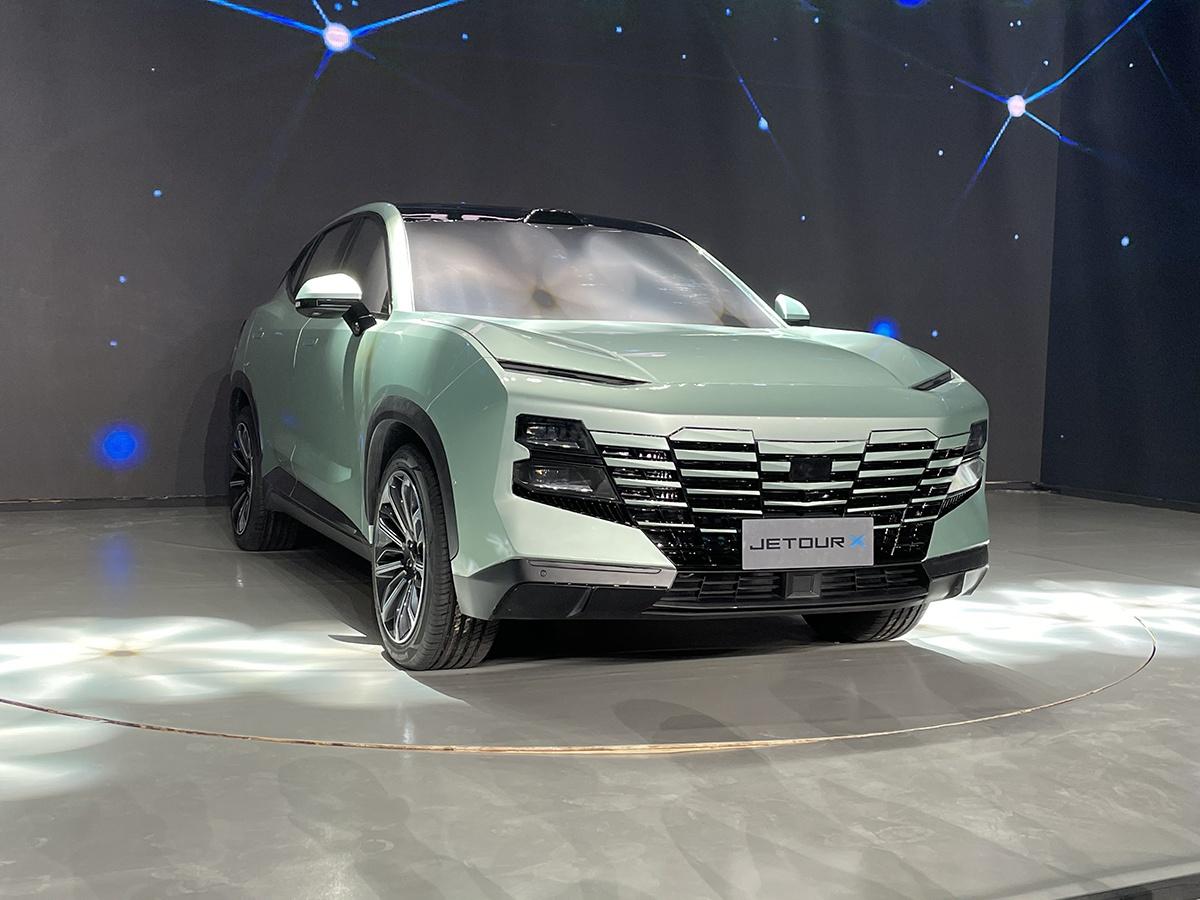 捷途携全新战略与车型 开启品牌化新旅途