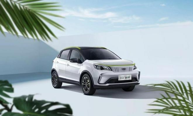 几何汽车EX3功夫牛预售5.97万起