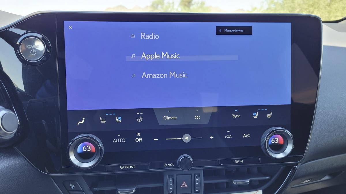 雷克萨斯全新NX百公里加速达6秒级  更多信息曝光