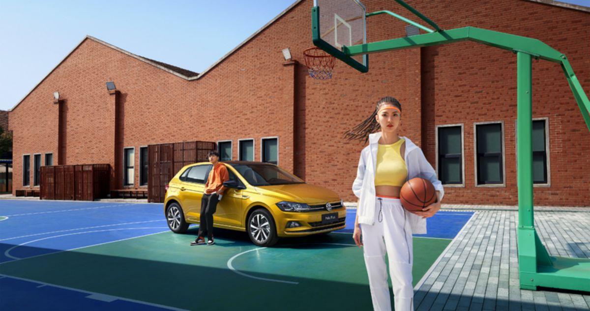 2021款PoloPlus售9.99万起全新